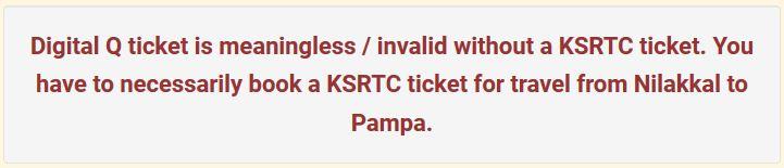 sabarimalaq Bus Tickets Keralartc.com
